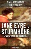 Jane Eyre & Sturmhöhe (Zweisprachige Ausgabe: Deutsch-Englisch) (eBook, ePUB)