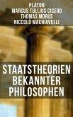 Staatstheorien bekannter Philosophen (eBook, ePUB)