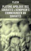 Platons Apologie des Sokrates & Xenophon's Erinnerungen an Sokrates (eBook, ePUB)