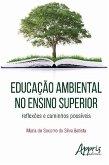 Educação ambiental no ensino superior (eBook, ePUB)