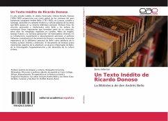 Un Texto Inédito de Ricardo Donoso