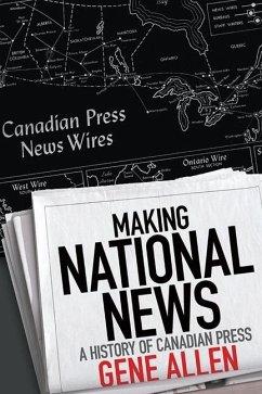 Making National News (eBook, PDF) - Allen, Gene