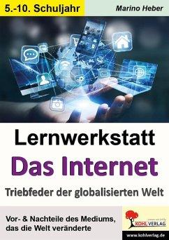Lernwerkstatt Das Internet (eBook, PDF) - Heber, Marino