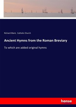 Ancient Hymns from the Roman Breviary