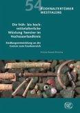 Die früh- bis hochmittelalterliche Wüstung Twesine im Hochsauerlandkreis