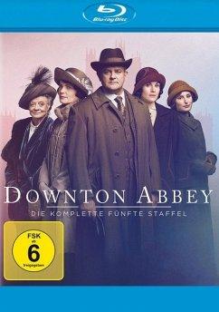 Downton Abbey - Staffel 5 - Smith,Maggie/Bonneville,Hugh/Mcgovern,Elizabeth