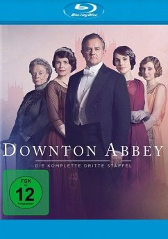Downton Abbey - Staffel 3 - Smith,Maggie/Bonneville,Hugh/Mcgovern,Elizabeth