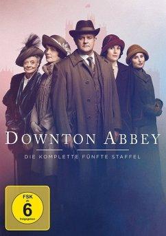 Downton Abbey: Staffel 5 DVD-Box - Smith,Maggie/Bonneville,Hugh/Mcgovern,Elizabeth