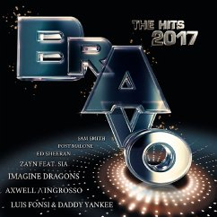 Bravo The Hits 2017 (Doppel-CD) - Diverse