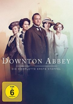 Downton Abbey - Staffel 1 DVD-Box - Maggie Smith,Hugh Bonneville,Elizabeth Mcgovern