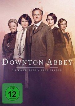 Downton Abbey - Staffel 4 DVD-Box - Diverse