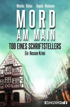 Tod eines Schriftstellers - Mord am Main / Khalil Saleh Bd.2 (eBook, ePUB) - Rielau, Monika; Neumann, Angela
