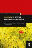 Salience in Second Language Acquisition