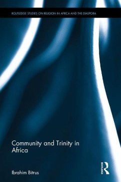 Community and Trinity in Africa