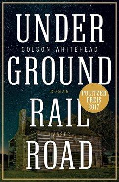 Underground Railroad (eBook, ePUB) - Whitehead, Colson