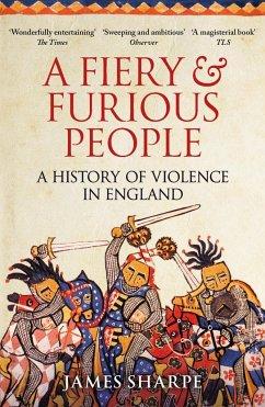 A Fiery & Furious People - Sharpe, James