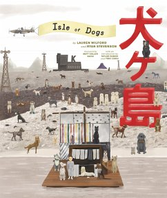 The Wes Anderson Collection: Isle of Dogs - Wilford, Lauren