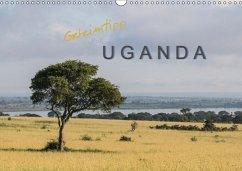 Geheimtipp Uganda (Wandkalender 2018 DIN A3 quer)