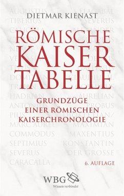 Römische Kaisertabelle (eBook, ePUB) - Kienast, Dietmar