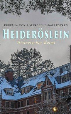9788026879480 - Krimi), Heideröslein (Historischer: Heideröslein (Historischer Krimi) (eBook, ePUB) - Kniha