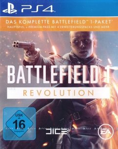Battlefield 1 - Revolution Edition (PlayStation 4)