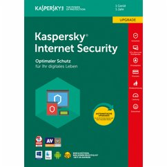 Kaspersky Internet Security (2018) - 1 Gerät / ...