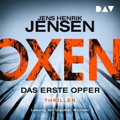 Das erste Opfer / Oxen Bd.1 (MP3-Download) - Jensen, Jens Henrik