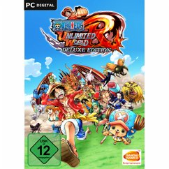 One Piece Unlimited World Red – Deluxe Edition (Download für Windows)