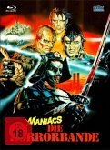 Neon Maniacs Limited Uncut-Edition