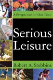 Serious Leisure (eBook, ePUB)