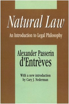 Natural Law (eBook, PDF)