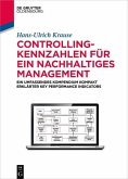 Controlling-Kennzahlen für ein nachhaltiges Management (eBook, ePUB)