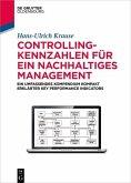 Controlling-Kennzahlen für ein nachhaltiges Management (eBook, PDF)