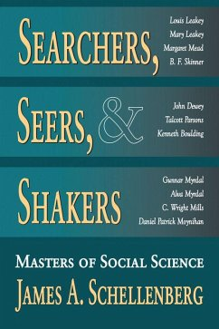 Searchers, Seers, and Shakers (eBook, PDF)