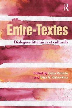 Entre-Textes (eBook, PDF)