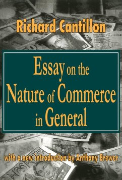 Essay on the Nature of Commerce in General (eBook, PDF)