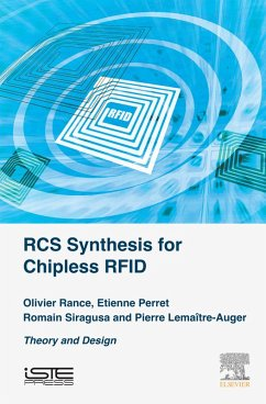 RCS Synthesis for Chipless RFID (eBook, ePUB) - Rance, Olivier; Perret, Etienne; Siragusa, Romain; Lemaitre-Auger, Pierre