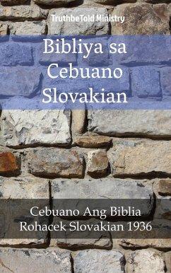 9788233907754 - Truthbetold Ministry: Bibliya sa Cebuano Slovakian (eBook, ePUB) - Bok