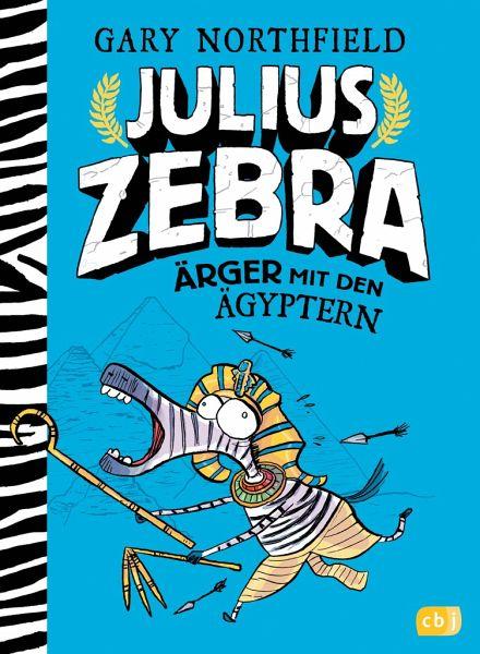 Buch-Reihe Julius Zebra