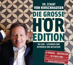 Die große Hör-Edition, 4 Audio-CDs - Hirschhausen, Eckart von