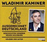 Ausgerechnet Deutschland, 2 Audio-CDs
