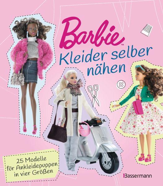Barbie Kleider Selber Nähen Von Annabel Benilan Portofrei Bei