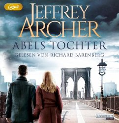 Abels Tochter / Kain und Abel Bd.2 (2 MP3-CDs) - Archer, Jeffrey