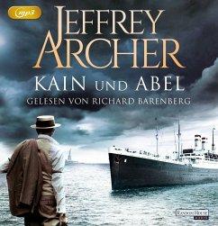 Kain und Abel Bd.1 (2 MP3-CDs) - Archer, Jeffrey