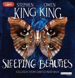 Sleeping Beauties, 3 MP3-CD - King, Stephen