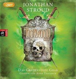 Das Grauenvolle Grab / Lockwood & Co. Bd.5 (2 Teile, MP3-CD) - Stroud, Jonathan