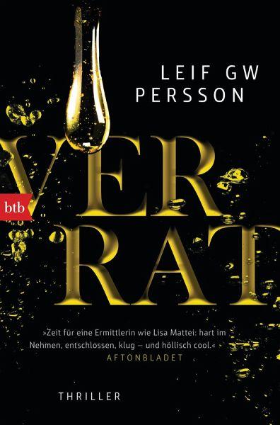 Verrat - Persson, Leif G. W.