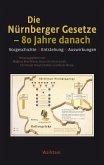 Die Nürnberger Gesetze - 80 Jahre danach (eBook, PDF)