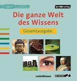 Die ganze Welt des Wissens Gesamtausgabe, 6 MP3-CD