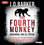 Geboren, um zu töten / The Fourth Monkey Bd.1 / (2 MP3-CDs)